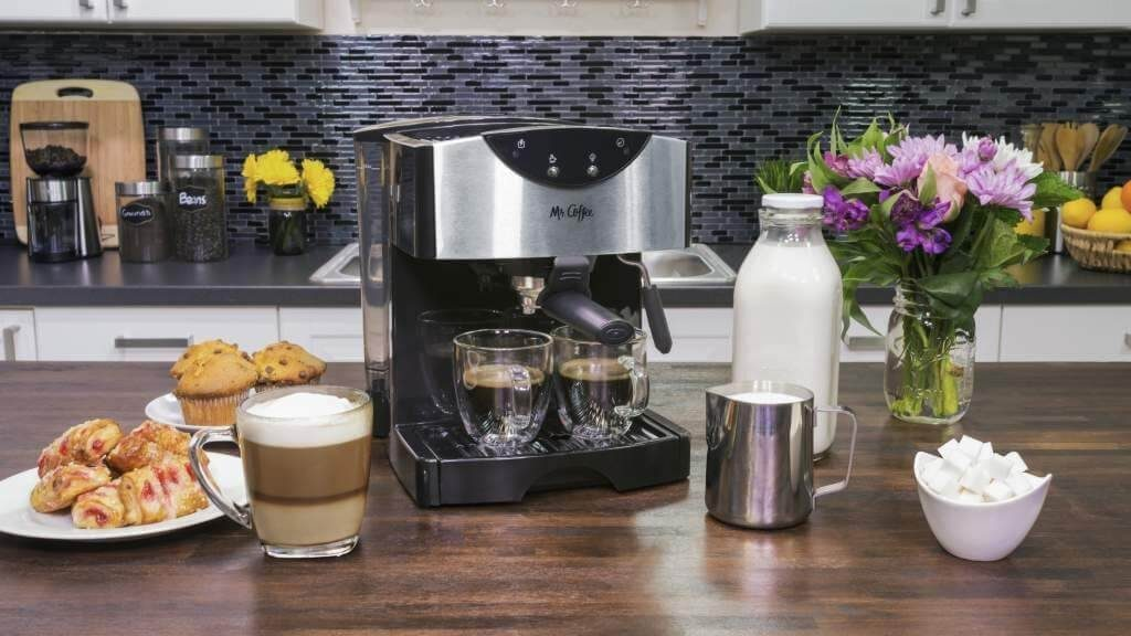 Mr Coffee Automatic Dual Shot ECMP50