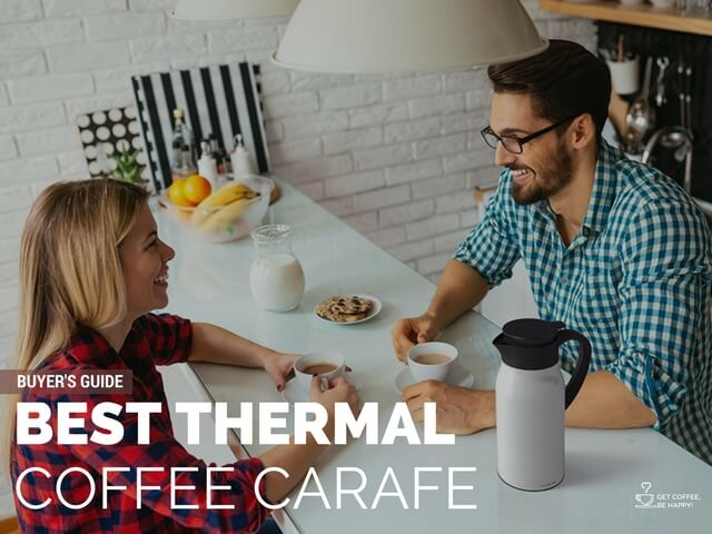Best Thermal Coffee Carafe