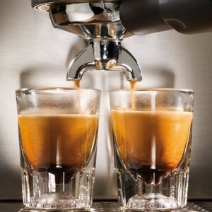 coffee made by gaggia classic